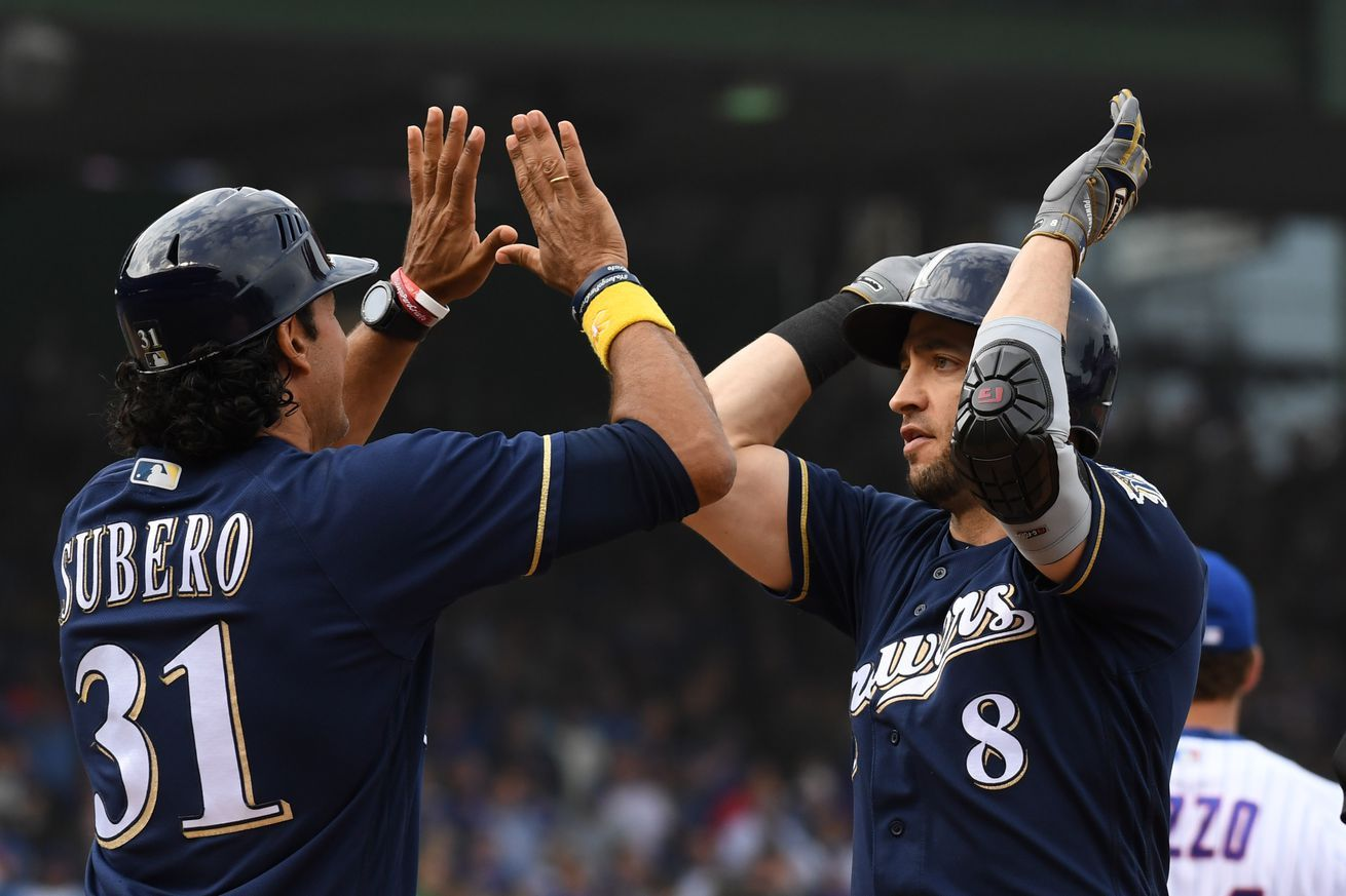 Brewers clinch top seed in NL playoffs All sports games