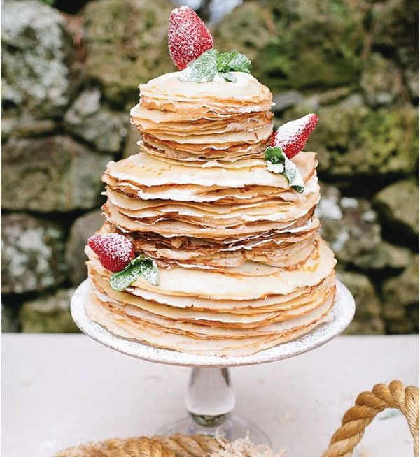 7 Original Wedding Cake Alternatives Wedding Cakes and Alternative