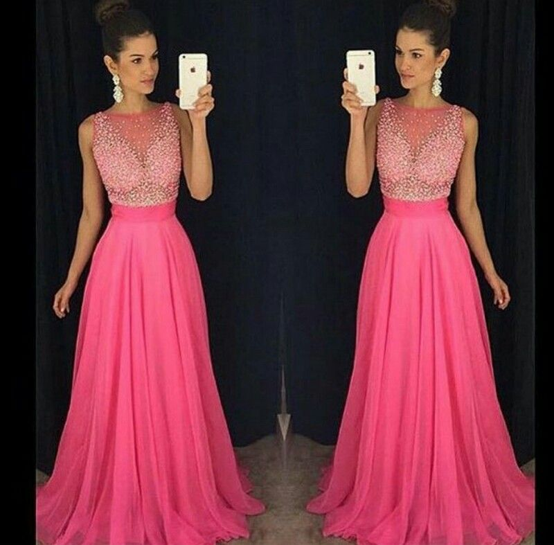 Pin de Erika Vargas en Vestidos Largos | Pinterest | Vestido largo ...