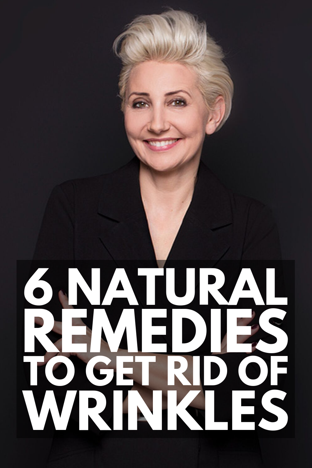 6 Natural Remedies for Wrinkles to Make You Look Younger