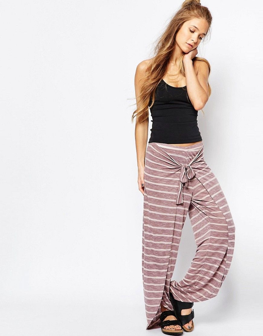 Image 1 of Free People Movement Nothing To Loose Trousers