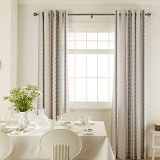 Dining Room Curtains Rooms White Curtain Fabric Fabrics Egg Dusk Tejidos As Food
