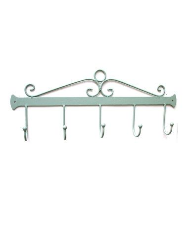 Green Wall Hooks | Large by Cottage Chic on #zulilyUK today!