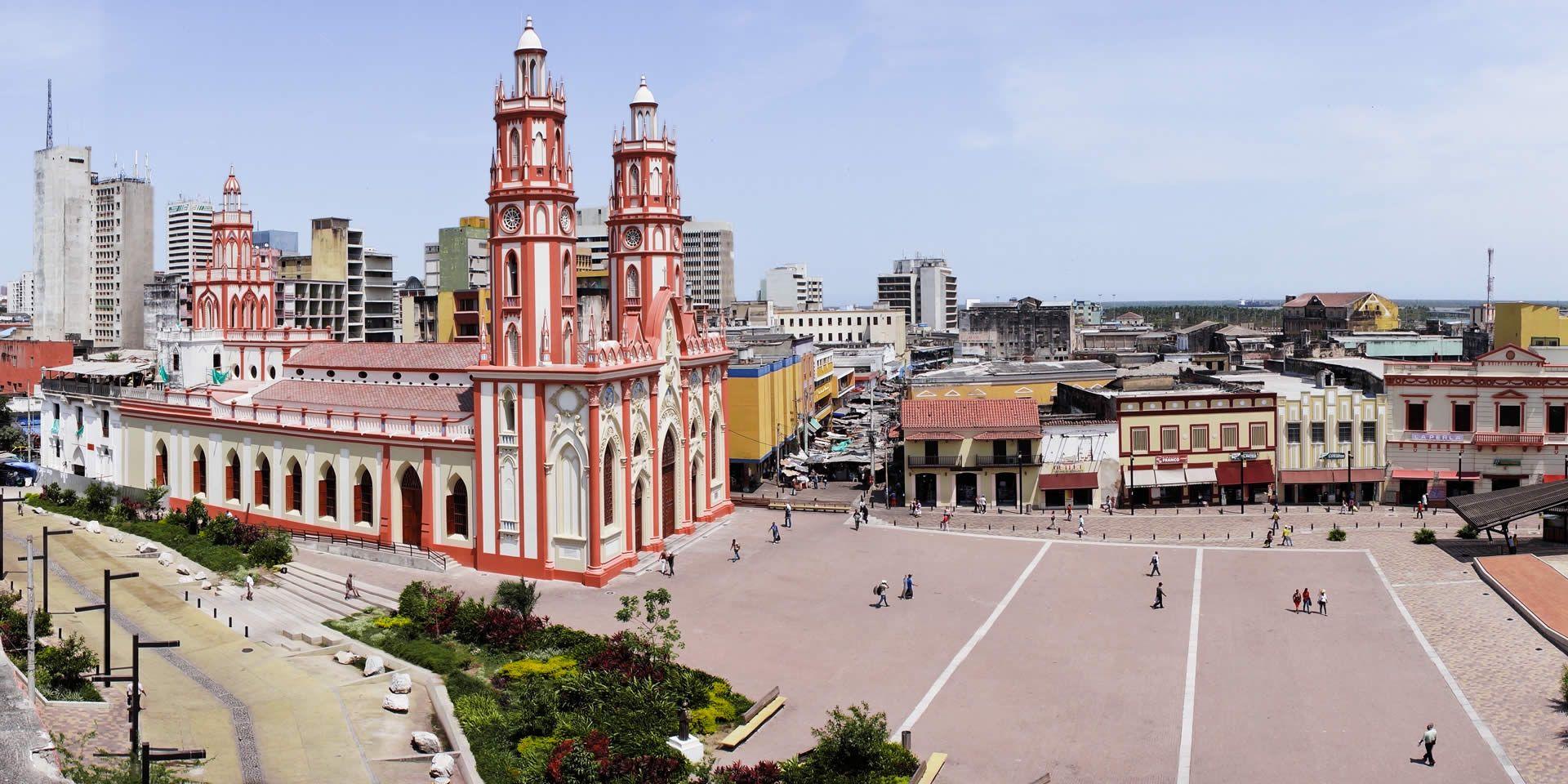 OPUS Renovaci U00f3n Centro Hist U00f3rico Barranquilla