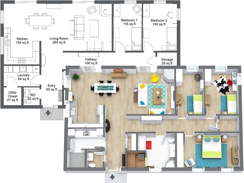 With the roomsketcher app you can create   amp  floor plans for your also home design get interior inspired pinterest house rh