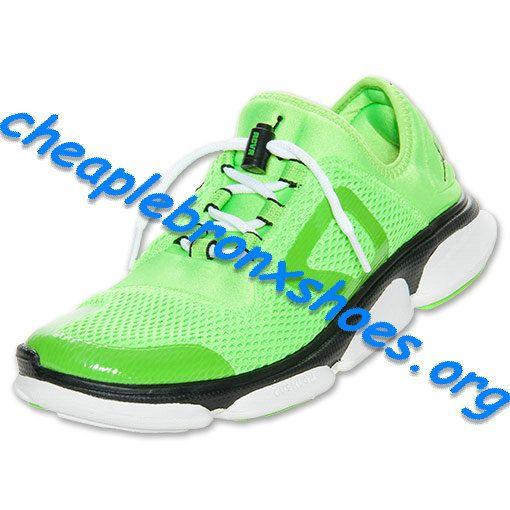 9c74f05bae76ce Cheap Electric Green Jordan RCVR 2 Mens Shoes Black White 555530 301 ...