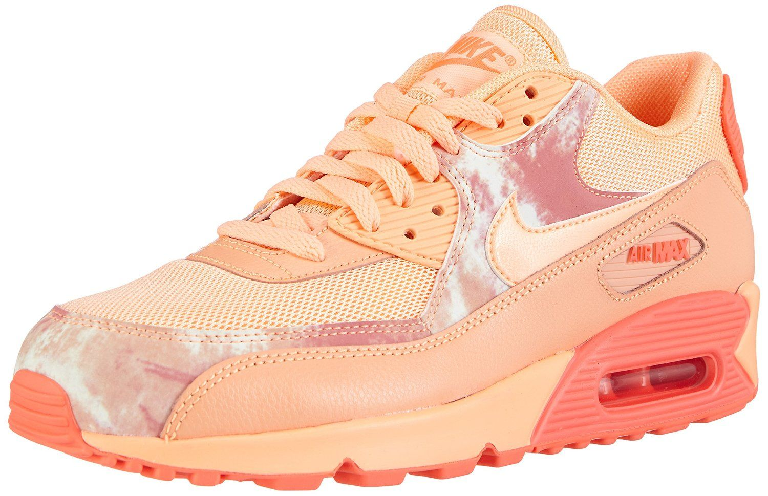 Nike Air Max 90 Print Damen Sneakers: : Schuhe