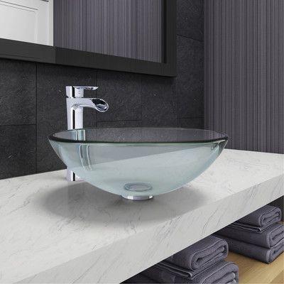 Vigo Vessel Bathroom Sink and Niko Faucet Products Pinterest