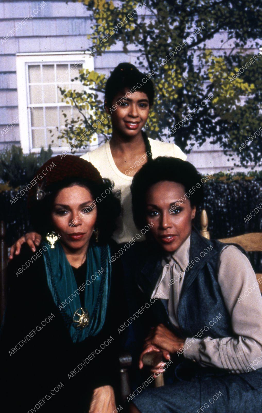 Diahann Carroll Irene Cara Rosalind Cash TVM Sister Sister 35m-1977