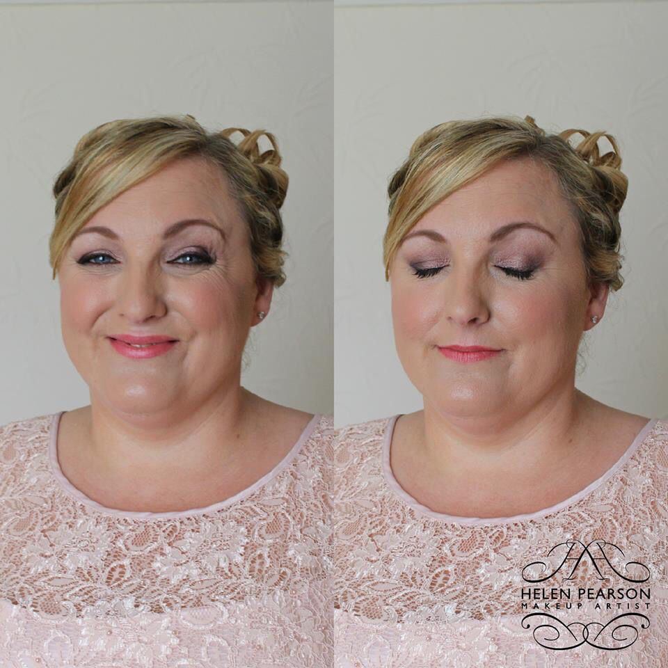 Today S Beautiful Bride Rachel And Her Bridal Party Married. Kristina Dudley Makeup Artist