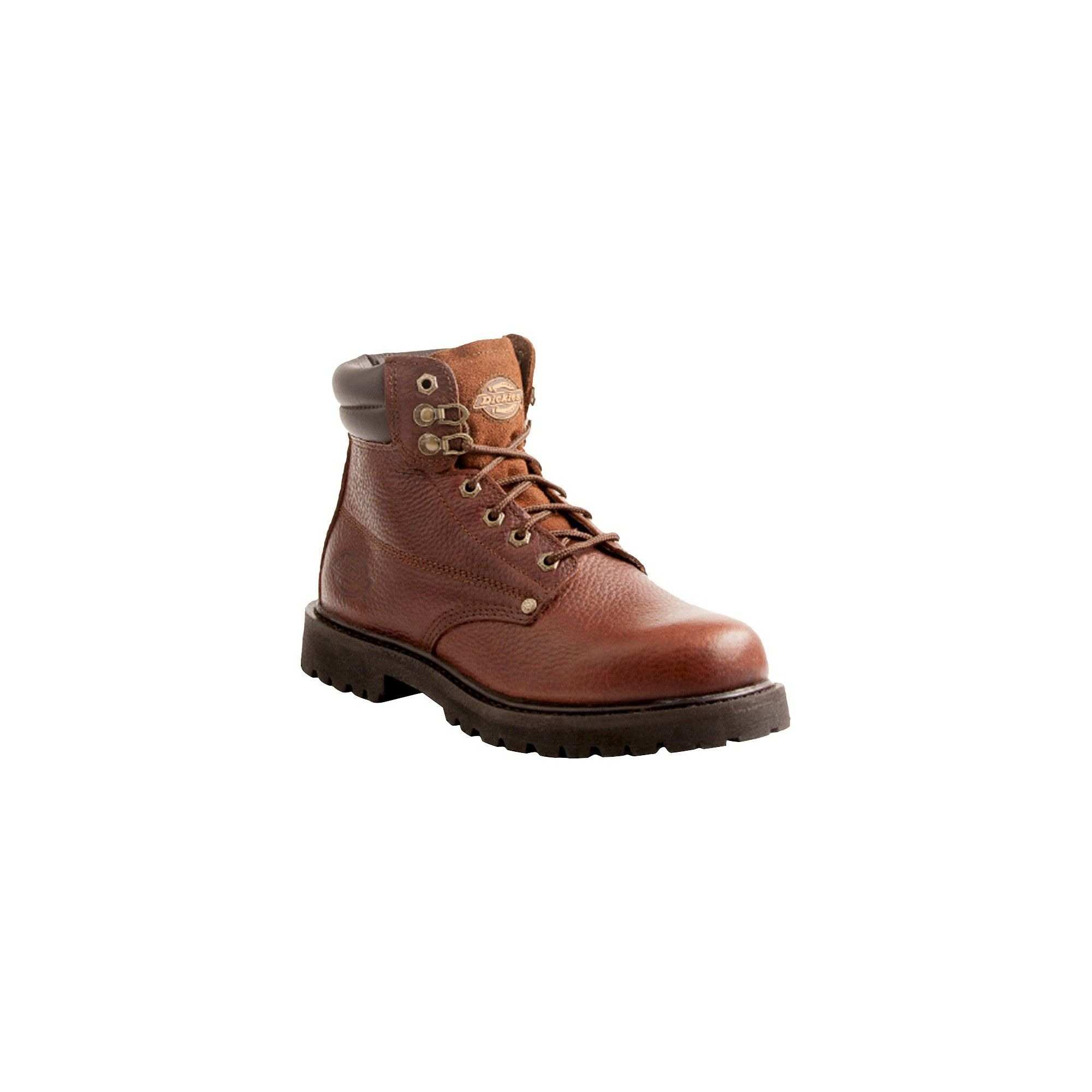 495ba739f83 Men's Dickies Raider Soft Toe Work Boot - Brown 8.5   Products ...