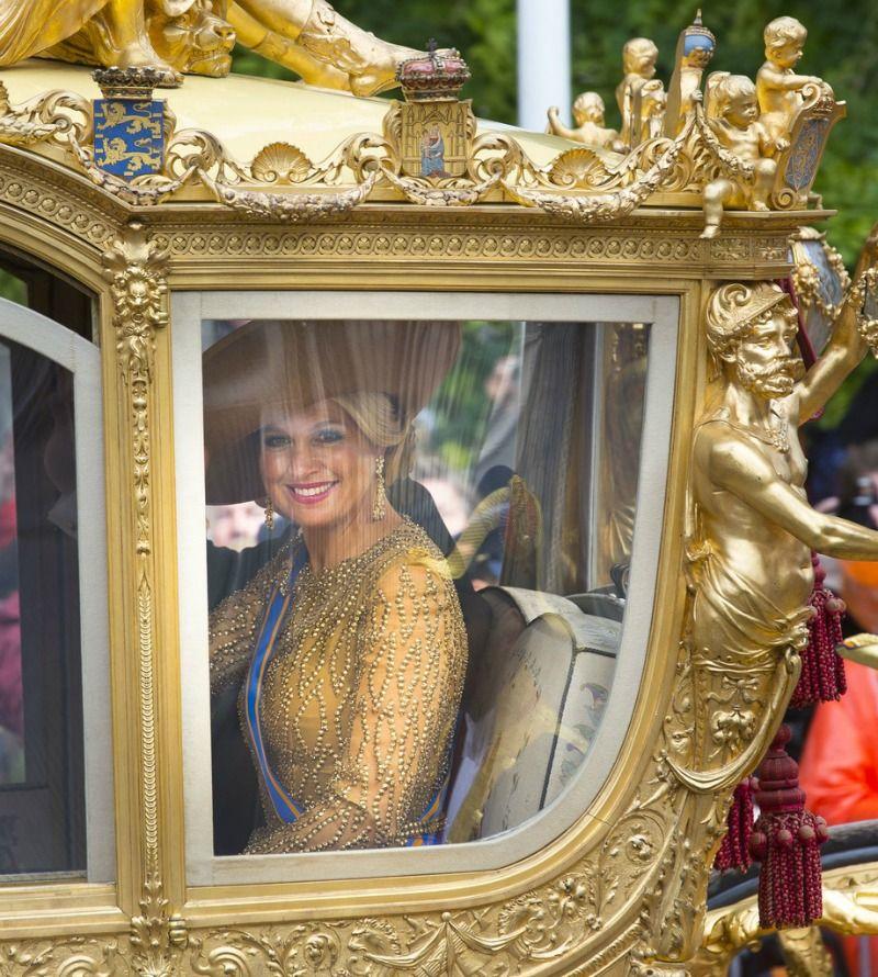 17 SEPTEMBER 2013  Prinsjesdag 2013 The Dutch Royal Family celebrated the Prinsjesdag 2013