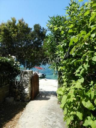 Seget Vranjica, Croatia: Waterfront home for sale.
