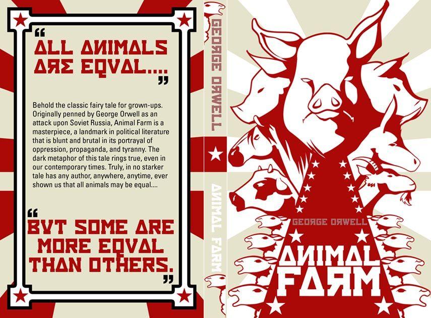 George Orwell - Animal Farm?