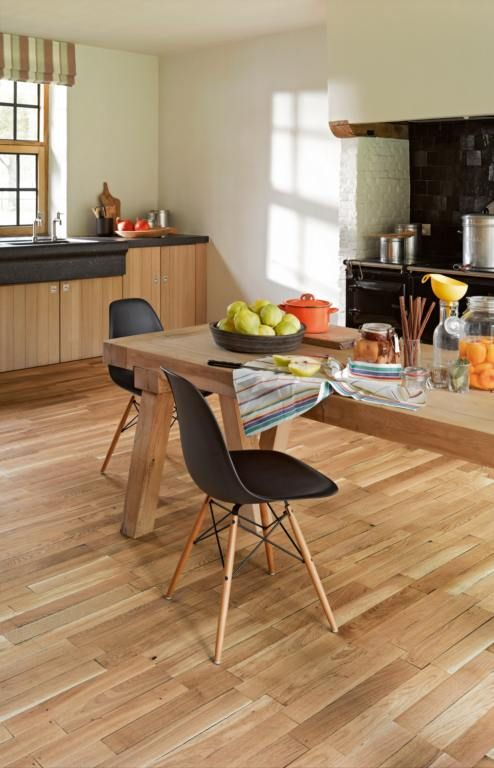 Parador Engineered Wood Flooring Classic Offers Fascination In Its