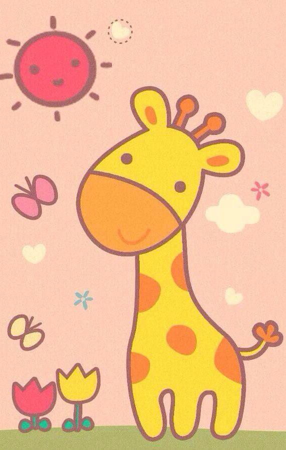 Art for nursery giraffe nursery decor baby gift boy girl nursery ...