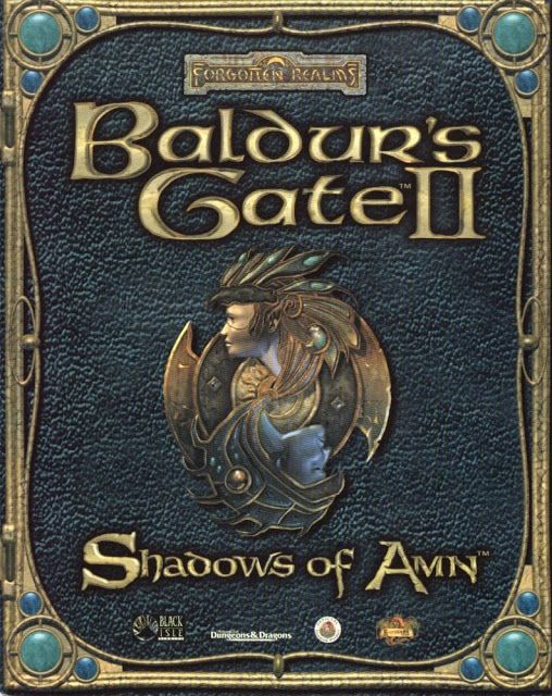 Baldur S Gate Ii Shadows Of Amn Full Pc Game Free Download