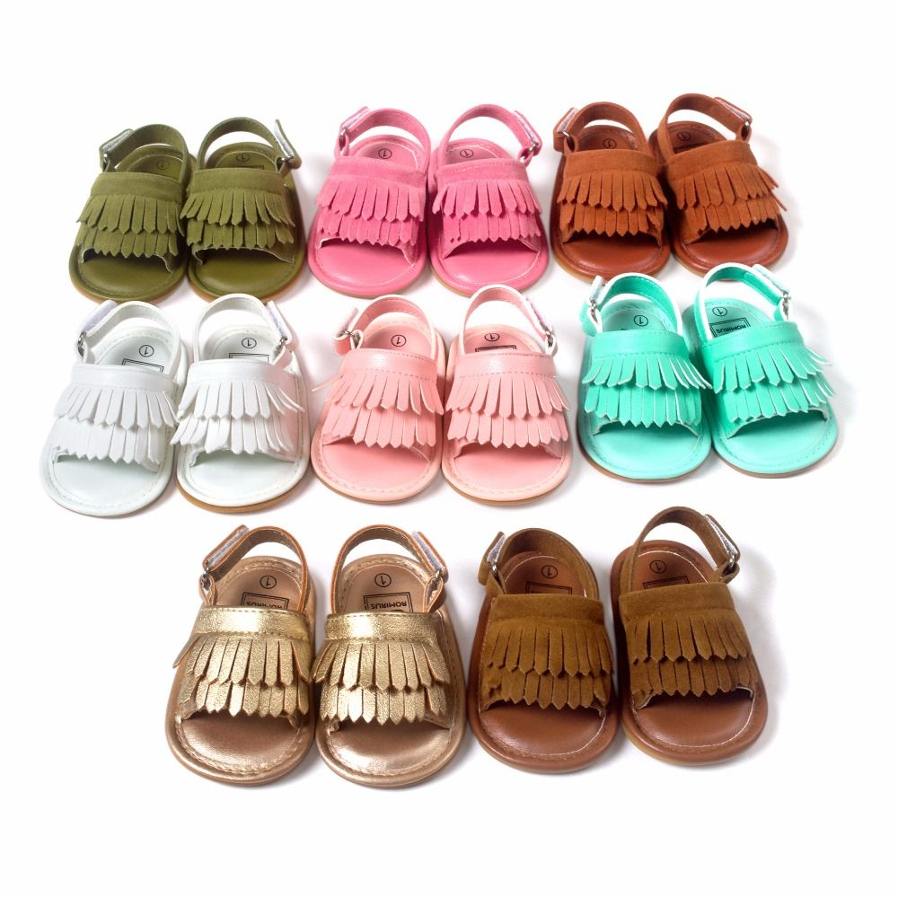 Nice ROMIRUS Baby Shoes Sandals Casual