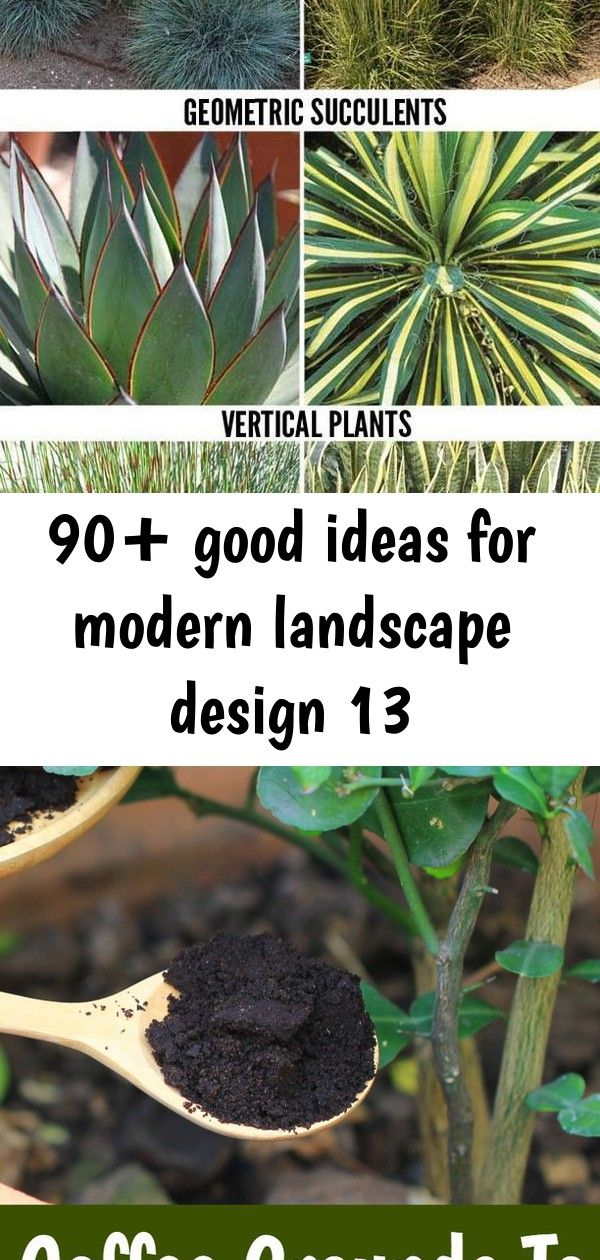 90 good ideas for modern landscape design 13 7 New Ways to Landscape Your Yard Landscaping your yard is a good way to enhance the visual appeal together with the value of...