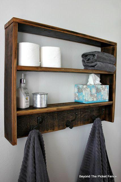 Rustic Reclaimed Wood Wall Shelf Wood Wall Shelf Rustic Wall Shelves Reclaimed Wood Shelves
