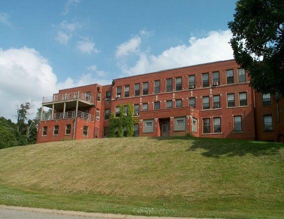 Edwin Shaw Hospital Ohio History Akron Ohio Ohio Pride
