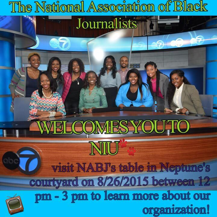 RT @NABJNIU: Come meet your future favorite journalists & learn more about NABJ #NIU #niu16 #niu17 #niu18 #niu19