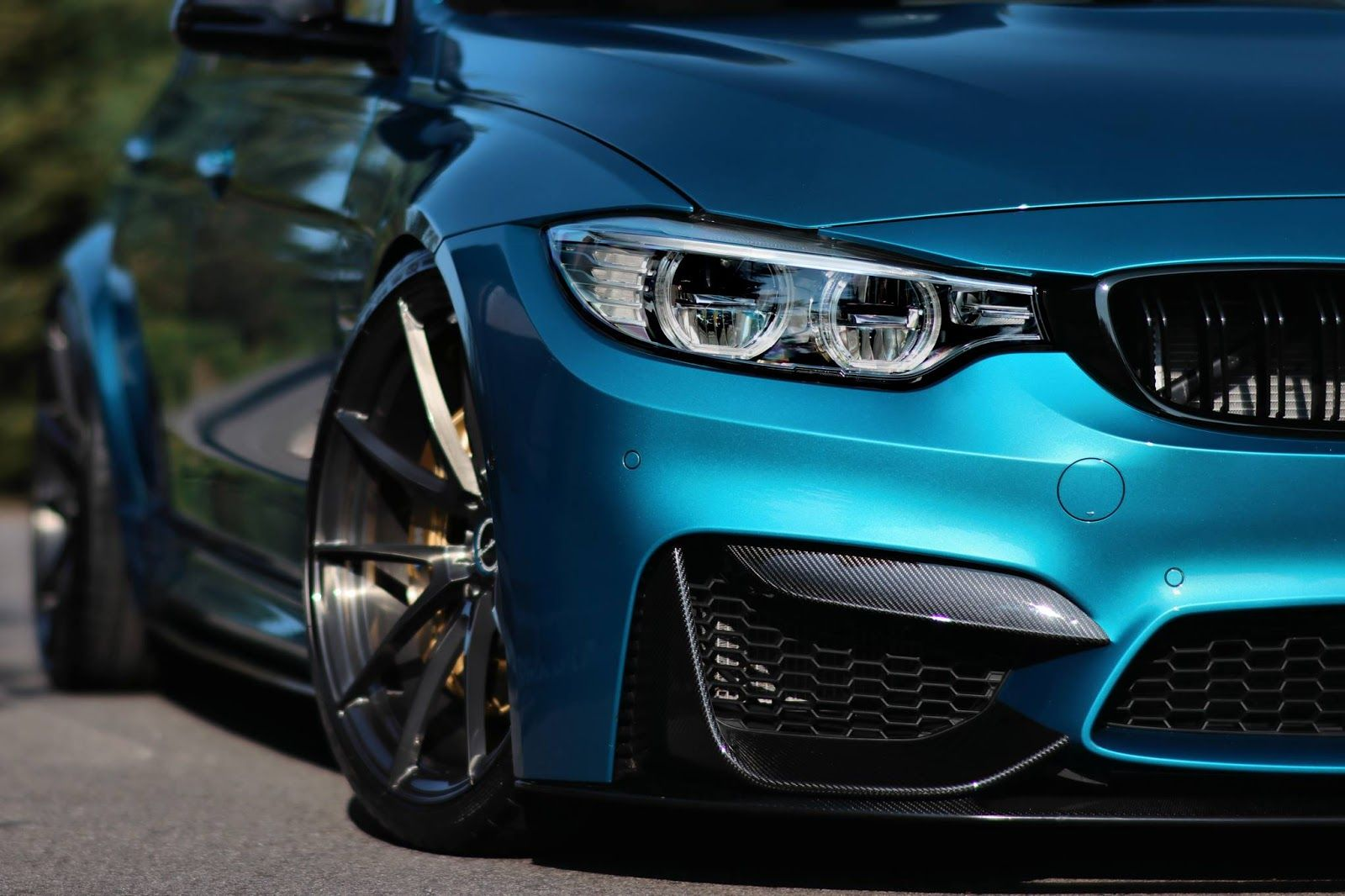 Canadian Bmw M3 Individual With Carbon Add Ones Looks The Part Carscoops Bmw M3 Bmw Wallpaper Bmw