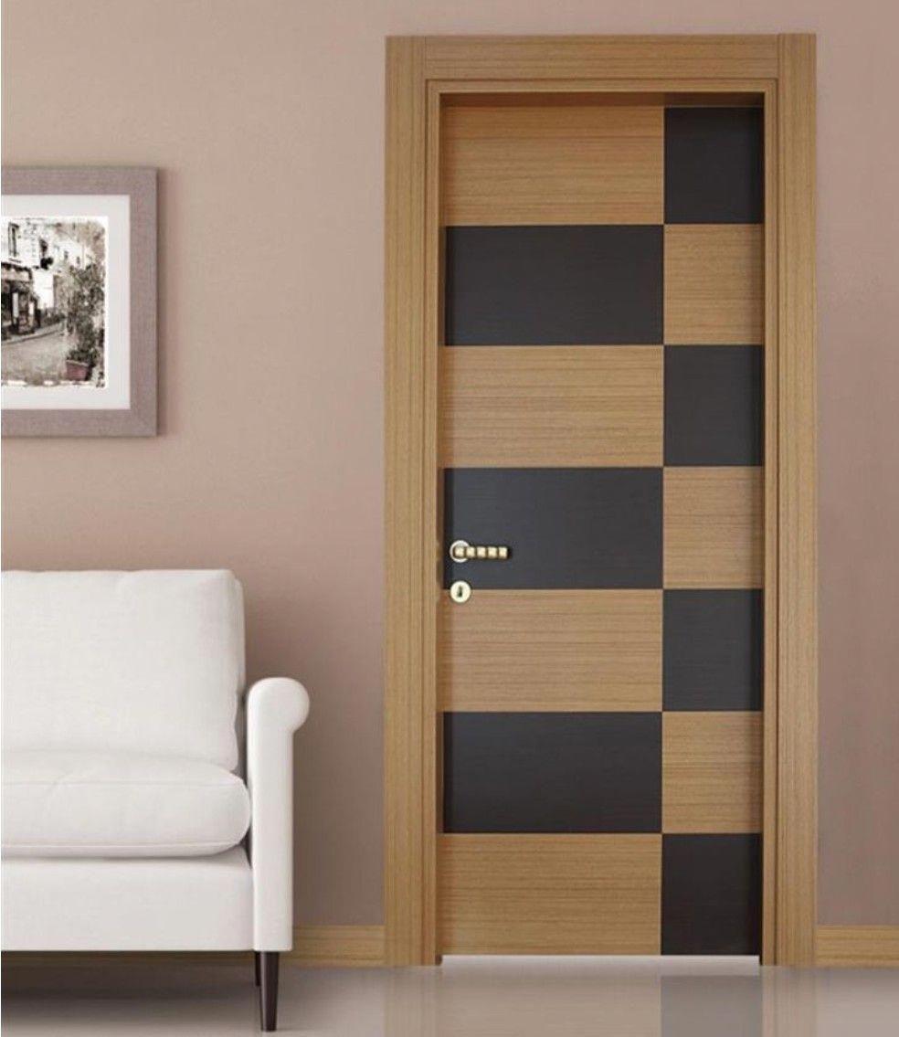 Plain White Internal Doors  Single Panel Interior Door  Office