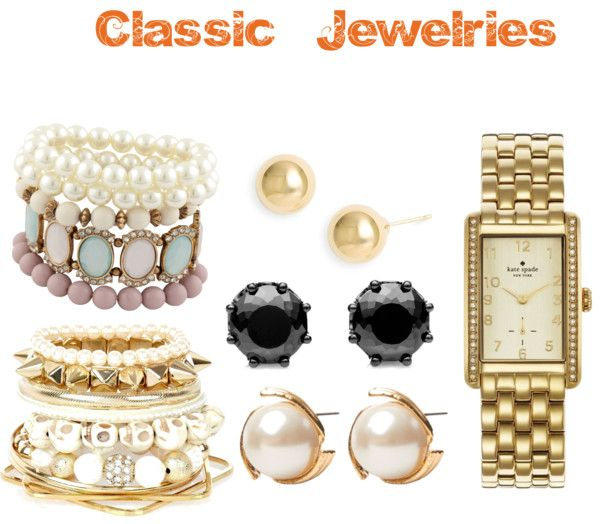 """""""Jewelries. :)"""" by theorangefantasy on Polyvore"""