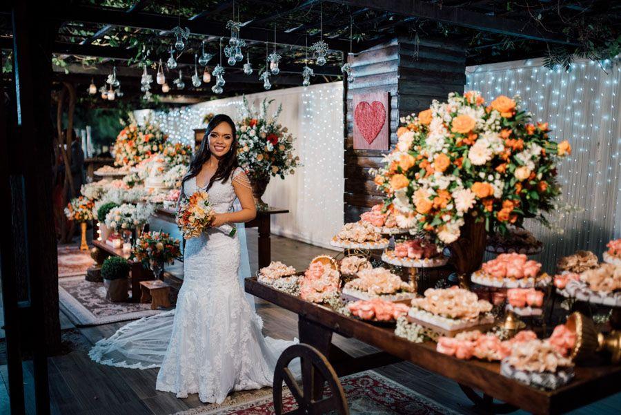 Inspire Blog – Casamentos Casamento ao ar livre de Ramille ...