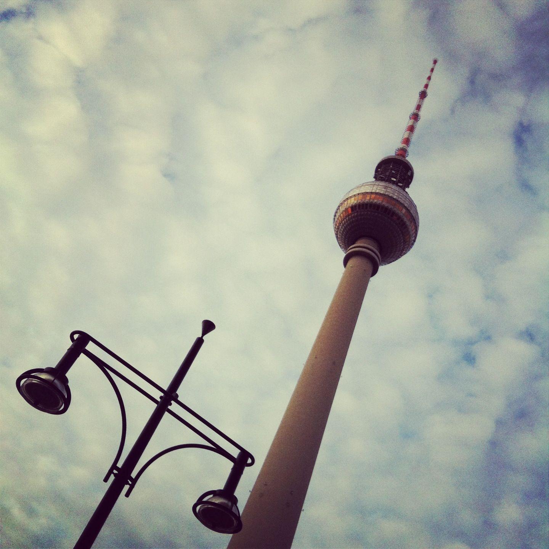 #fernsehturm #alexanderplatz
