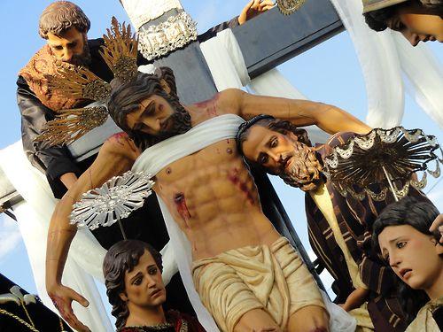 El Descendimiento de Cristo