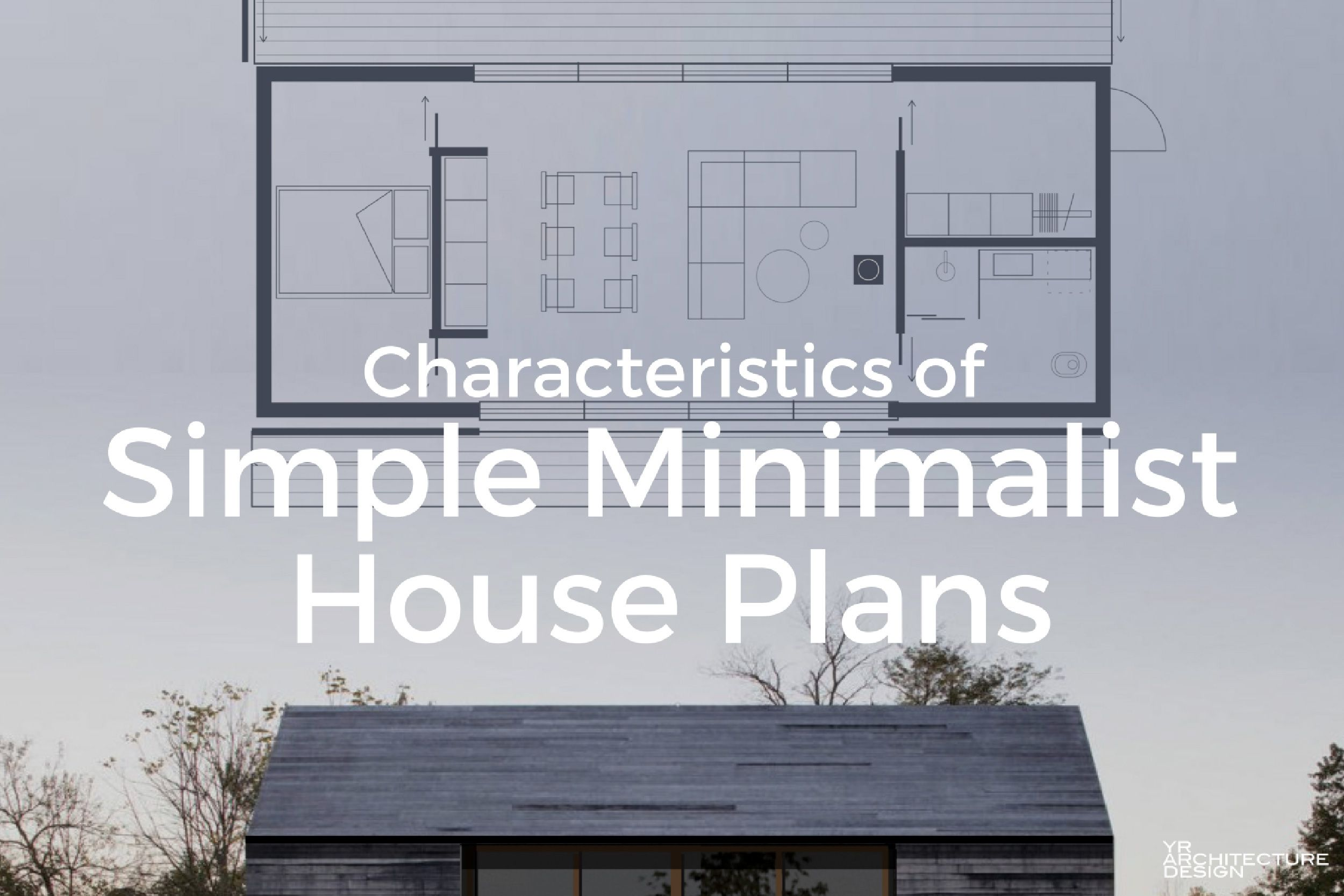 Characteristics Of Simple Minimalist House Plans Minimalist Home Modern Minimalist House House Designs Exterior