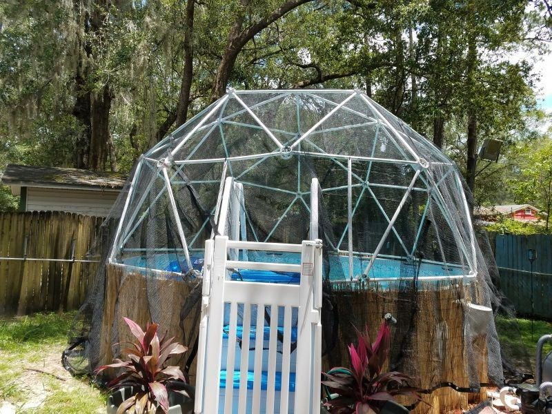 Customer Review 2v Standard Geodesic Dome Hubs Only Kit Geodesic Dome Greenhouse Chicken Coop Kit Dome Greenhouse