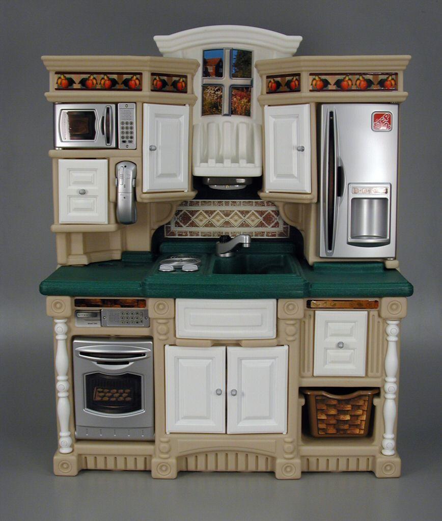 Step 2 Lifestyle Dream Kitchen Playground Structures