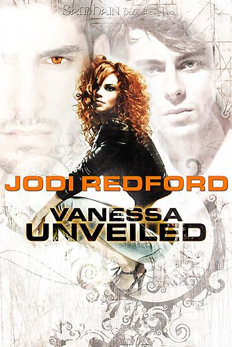 Love the contrast. Vanessa Unveiled by Jodi Redford