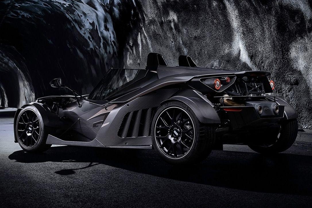 Ktm X Bow Black Carbon Fiber Edition Inspirations Area Ktm Black Edition Carbon Fiber