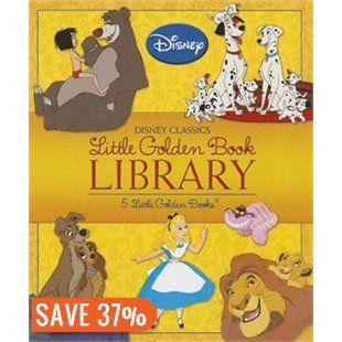 Disney Classics Little Golden Book Library (disney)
