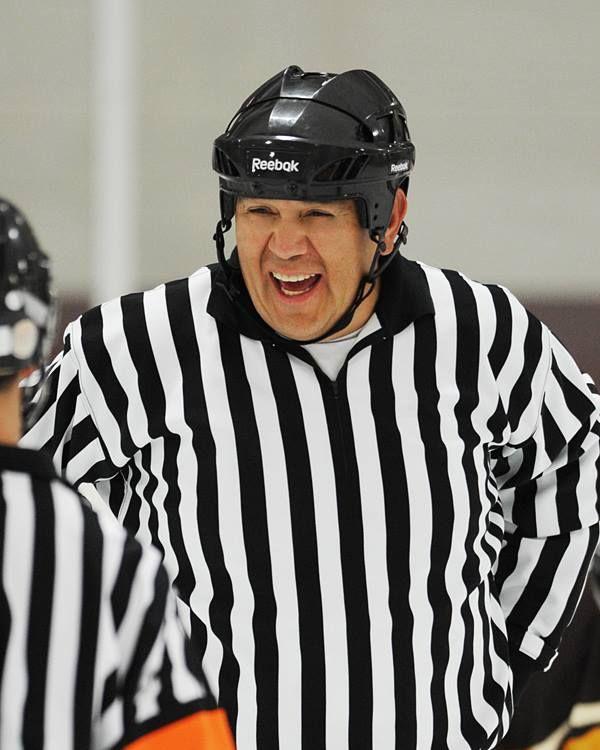 Native Sun News Hockey Hall Of Fame Referee Oliver Butchy