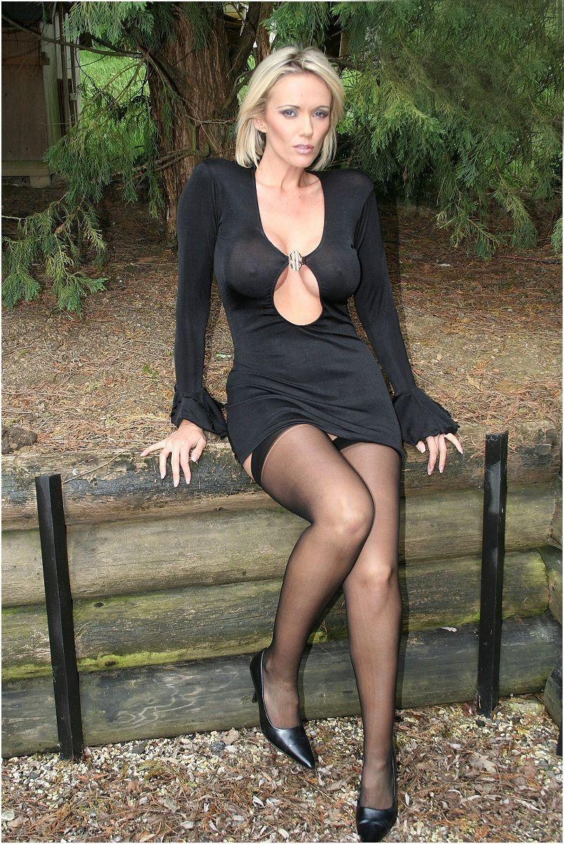 pintc kasse on 01 - little black dress | pinterest | stockings