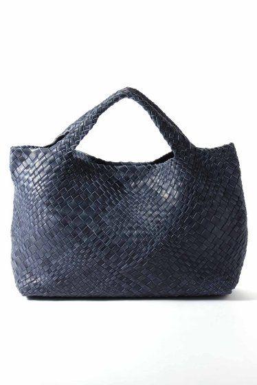 Woven Bag Journal Standard Luxe