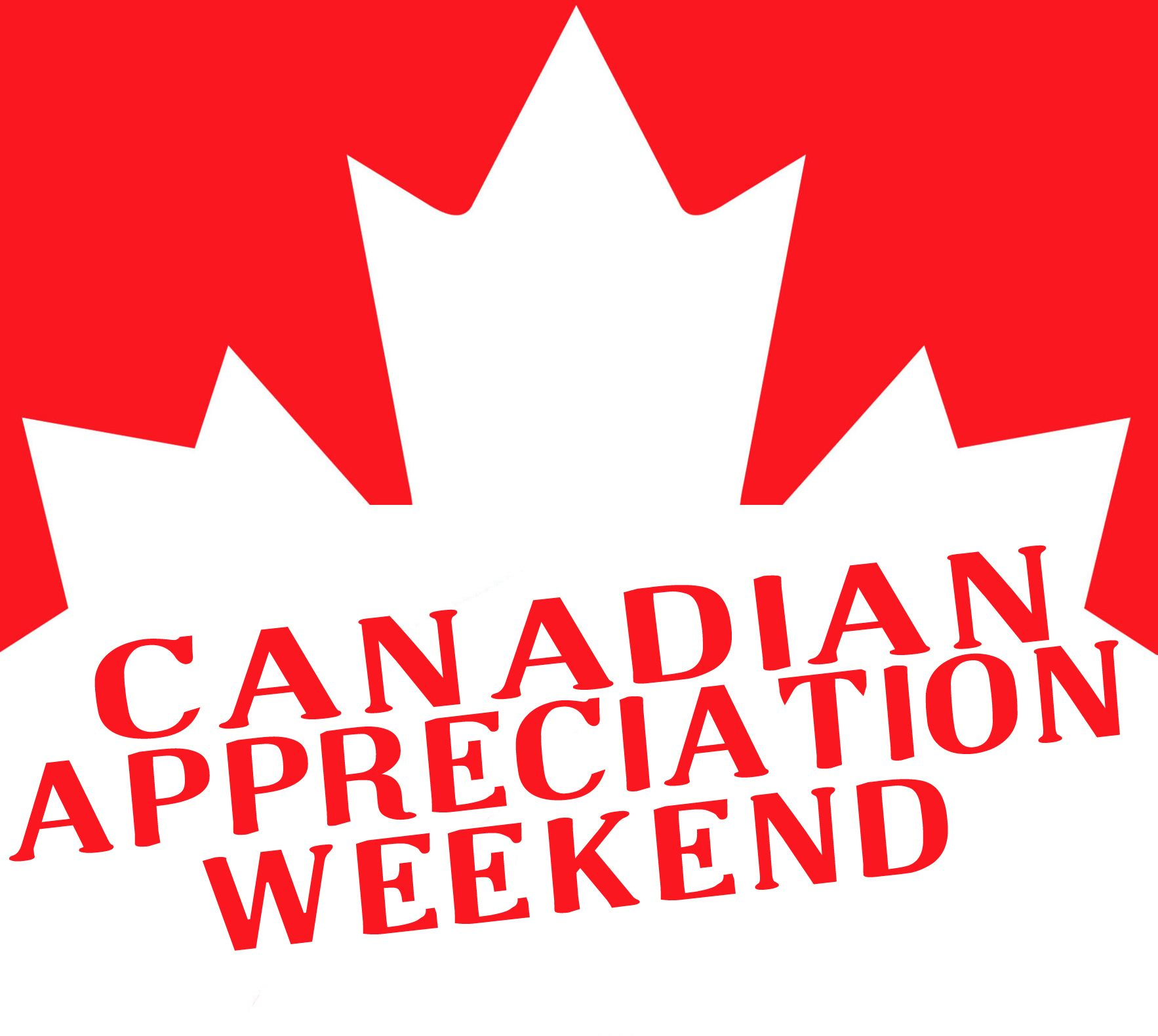 Canadian Appreciation Day Has Grown Into A Whole Weekend May 17 19 Canadian Shoppers Will Receive Discounts And Special Marine City Harbor Beach Appreciation