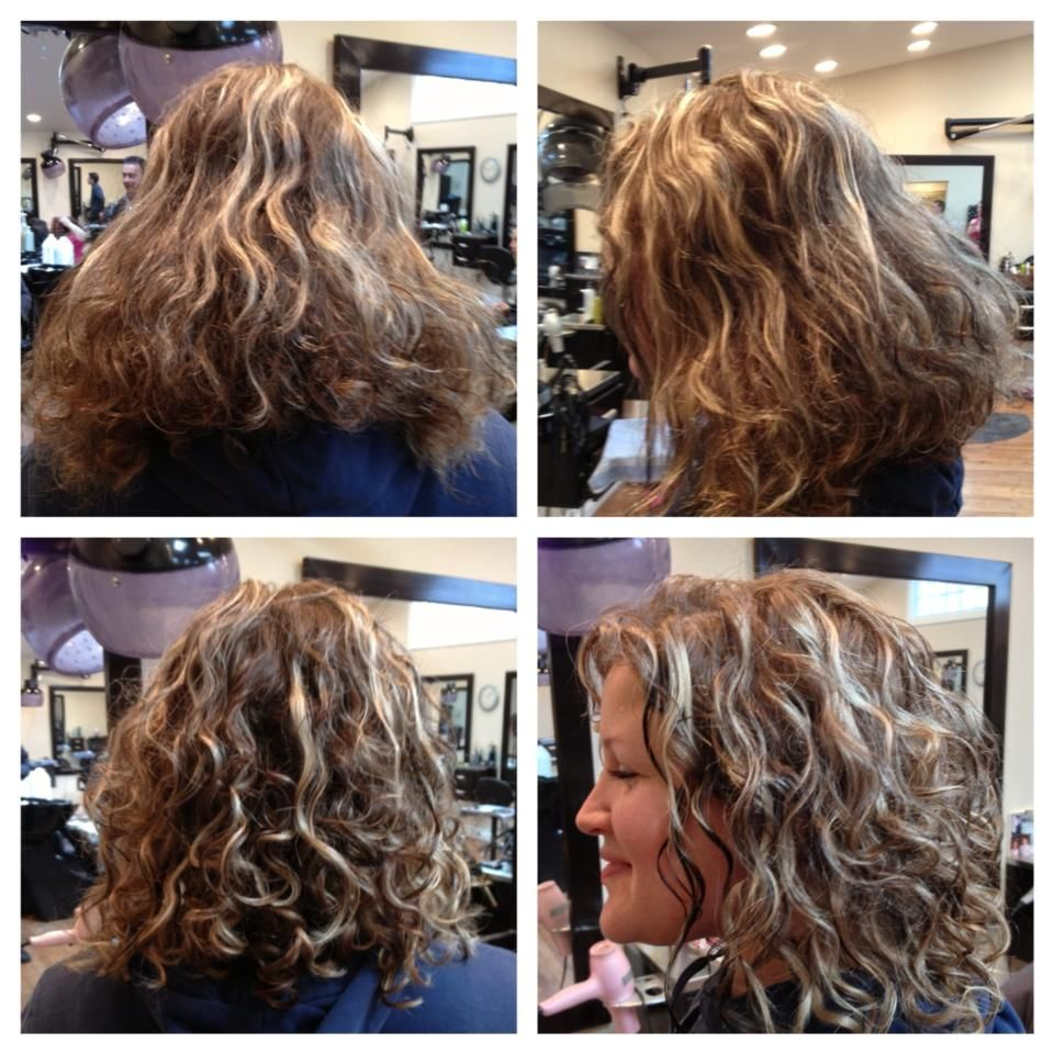 New DEVA CURL hairstyle! Before & After Deva curl