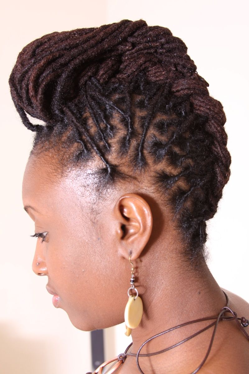 hair dreadlock styles dreadlock updos for search loc d 4 3474