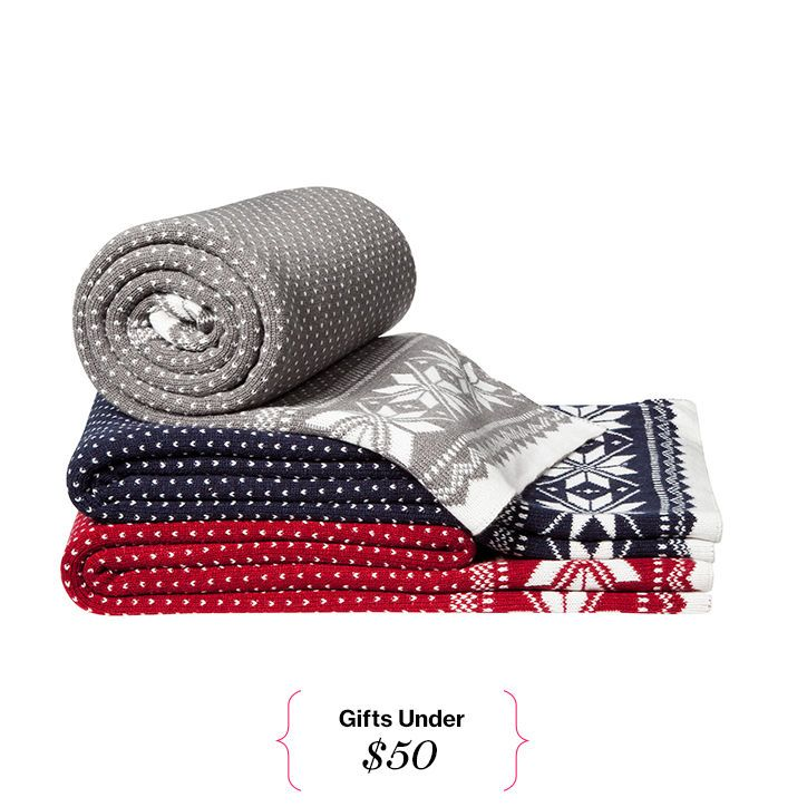 Affordable Holiday Gifts: 50 Presents Under $50 | Fair isles, Gift ...