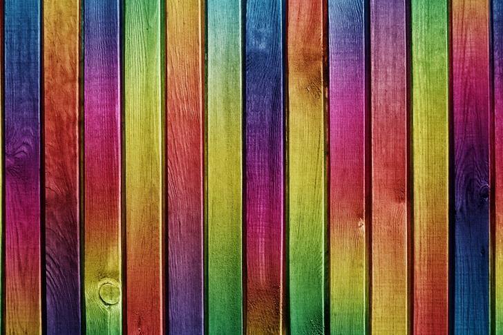 Colorato, legno, fondo wallpapers