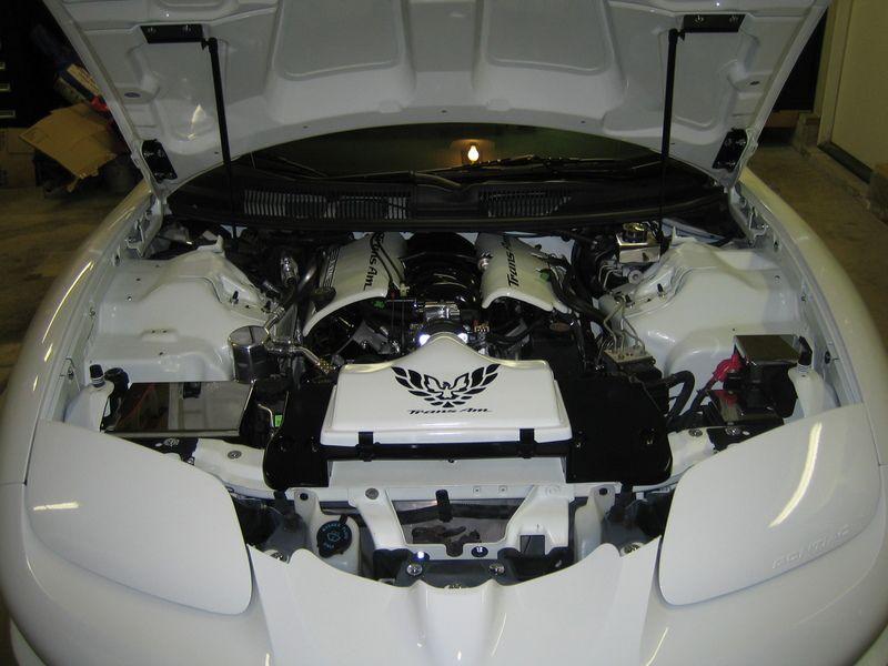 Custom Late 4th Gen Trans Am Ws6 Engine Bay