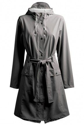 Regenjas curve jacket