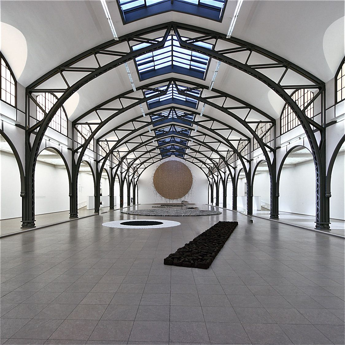 design & build · · Berlin Hamburger Bahnhof Museum