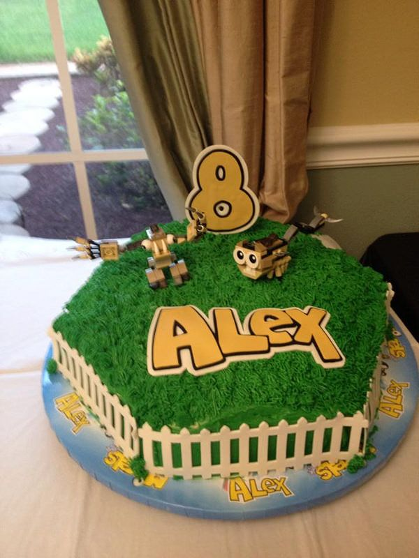 mixel lego birthday cake | Birthday Cakes | Pinterest | Birthday ...